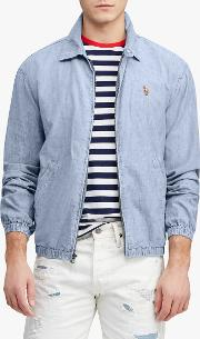 Polo  Bayport Chambray Windbreaker