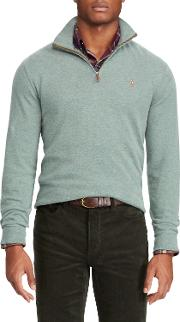 Polo  Half Zip Jumper