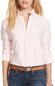 Polo  Harper Stripe Fitted Shirt