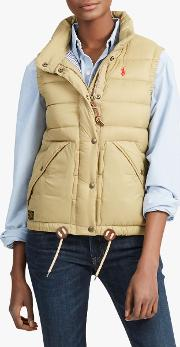Polo  Padded Down Fill Gilet