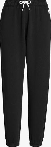 Polo  Ribbed Ankle Sweatpants