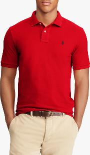 Polo  Slim Fit Polo Top