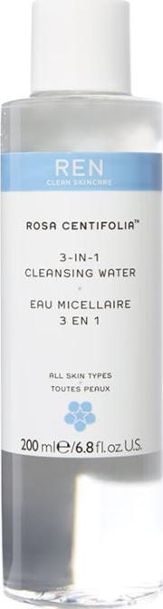 Rosa Centifolia Cleansing Water