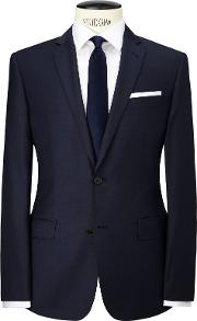 Pick And Pick Suit Jacket, Navy