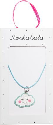 Girls' Sleepy Cloud Necklace