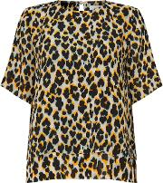 Gretha Double Layer Blouse
