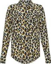 Milly Printed Blouse