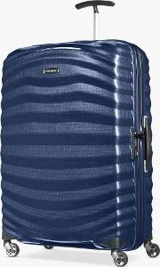 Lite Shock 4 Wheel 75cm Large Suitcase