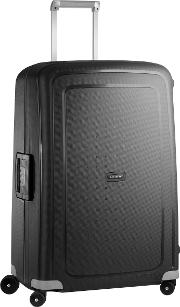 S'cure 4 Wheel 81cm Extra Large Suitcase
