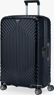 Tunes 4 Wheel 69cm Medium Suitcase