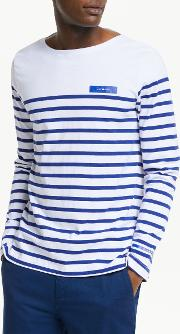 Breton Striped Long Sleeve T Shirt