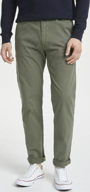 Stuart Peached Twill Chinos