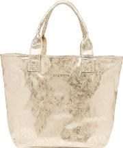 Sparkles And Spangles Tote Bag, Gold
