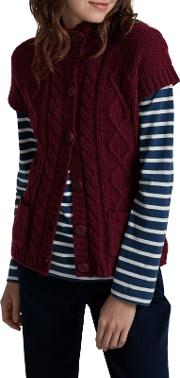 Highmore Cable Knit Cardigan