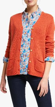 Log Basket Cardigan