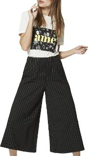 Nanet Wide Leg Trousers