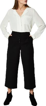 Sfrose Cropped Trousers