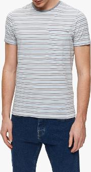 Tim Stripe T Shirt