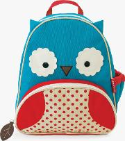 Zoo Owl Children's Backpack
