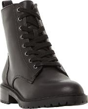 Steve Madden Officer Lace Up Ankle Boots
