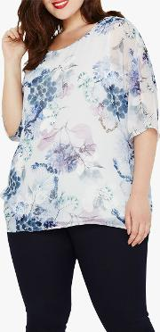 Lynnie Printed Blouse