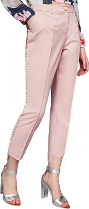 Anett Side Seam Detail Trousers