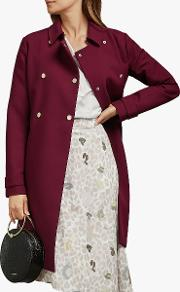 Beauy Double Breasted Trench Coat