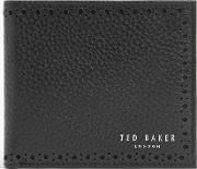 Cobler Brogue Leather Bifold Wallet