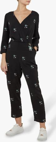 Colour By Numbers Duasba Midnight Sun Jumpsuit