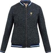 Colour By Numbers Prema Semi Fitted Bomber Jacket
