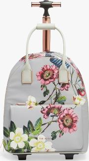 Glloria Bluebell Floral Travel Bag