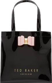 Jenacon Bow Small Icon Shopper Bag