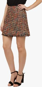 Lorelas Mini A Line Skirt