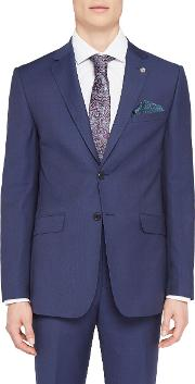 Rokoj Sovereign Birdseye Suit Jacket