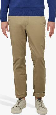 T For Tall Seentt Slim Fit Chinos