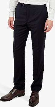 Ted Performance Wool Suit Trousers