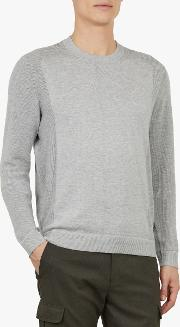 Trull Textured Jumper