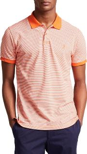 Morland Stripe Classic Fit Polo Shirt