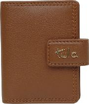 Originals Small Leather Credit Card Holder