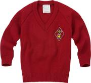 Dame Allan's School Nursery And Reception And Years 1 6 Unisex Pullover
