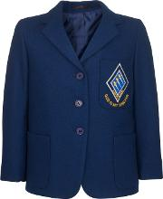 St Bernard's Preparatory School Girls' Blazer, Royal Blue
