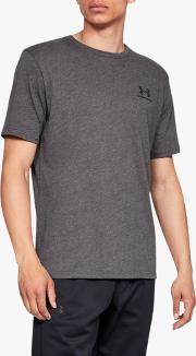 Charged Cotton Short Sleeve Training Top