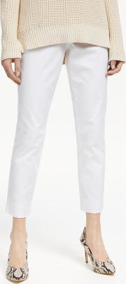 Cotton Twill Classic Trousers