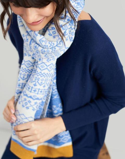 27890ad0a83 Shop Joules Clothing Scarves for Women - Obsessory
