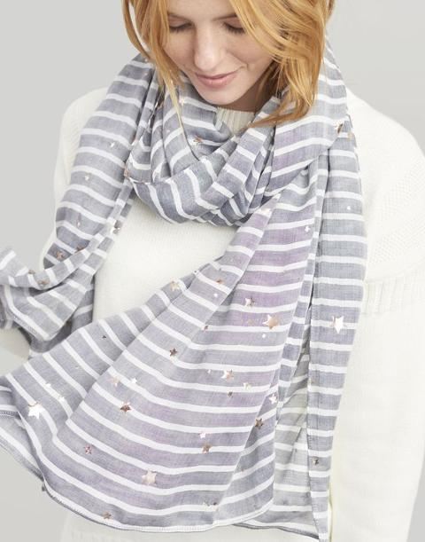 f594bfb96b32c Shop Joules Clothing Scarves for Women - Obsessory