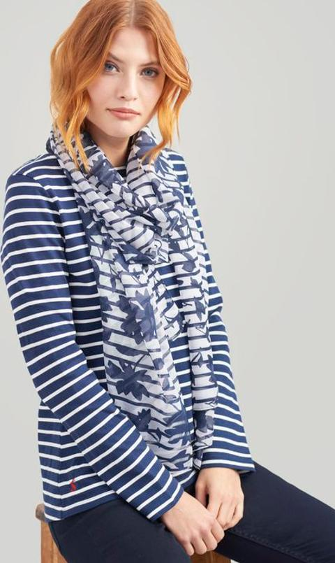 0e98d6562ef Shop Joules Clothing Scarves for Women - Obsessory