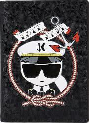 Captain Karl Passport Holder