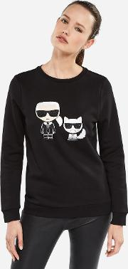 Karl Choupette Ikonik Sweat