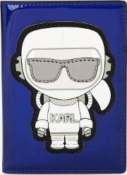 Karl Space Passport Holder