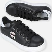 Kikonik Leather Sneakers